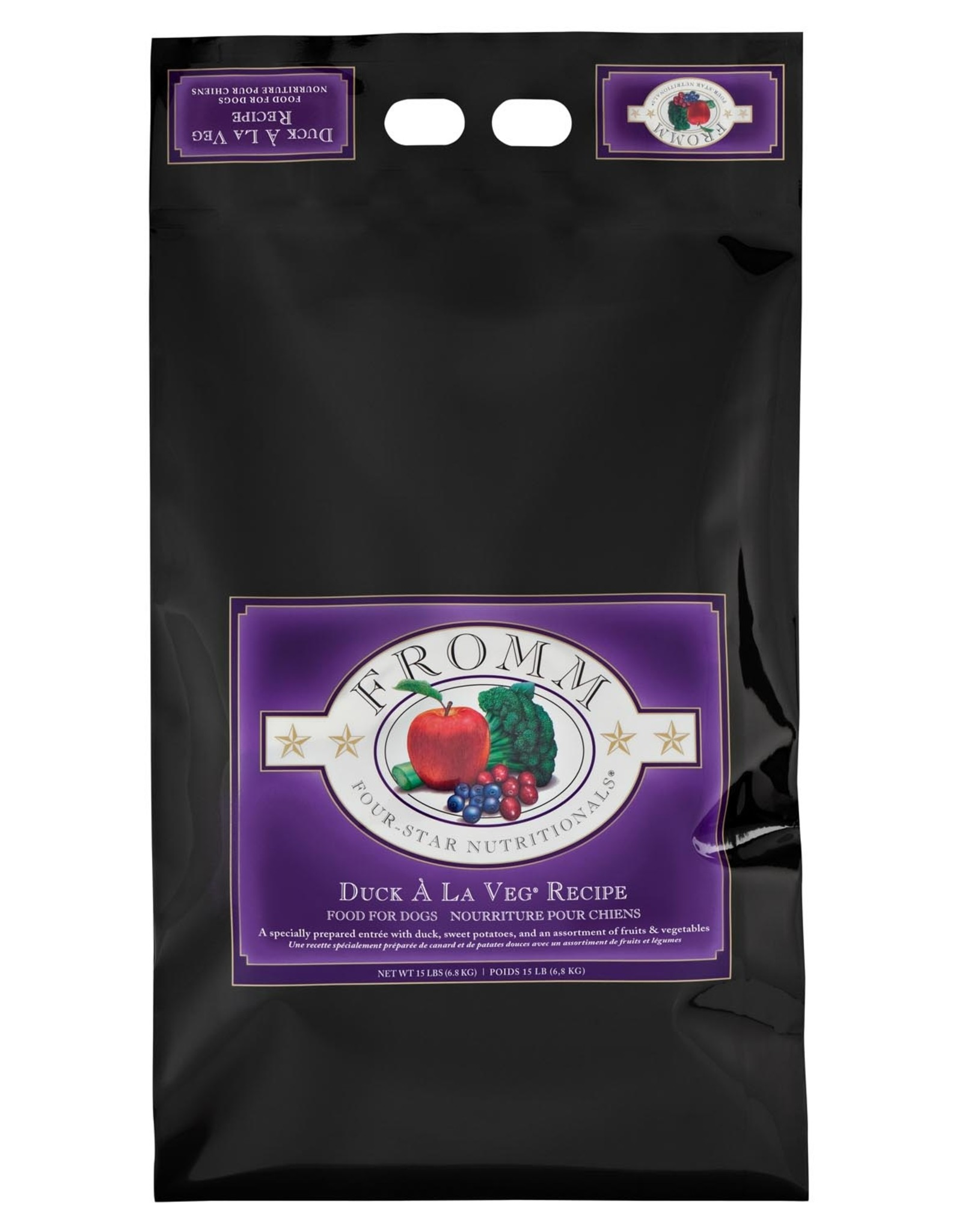 FROMM FROMM Duck & Sweet Potato for Dogs 6.8kg