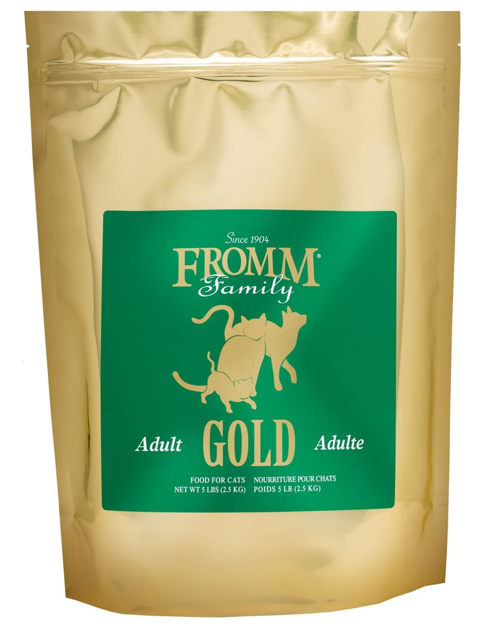 FROMM FROMM GOLD Cat Adult 4lb