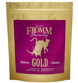 FROMM FROMM GOLD Kitten 2.5lb