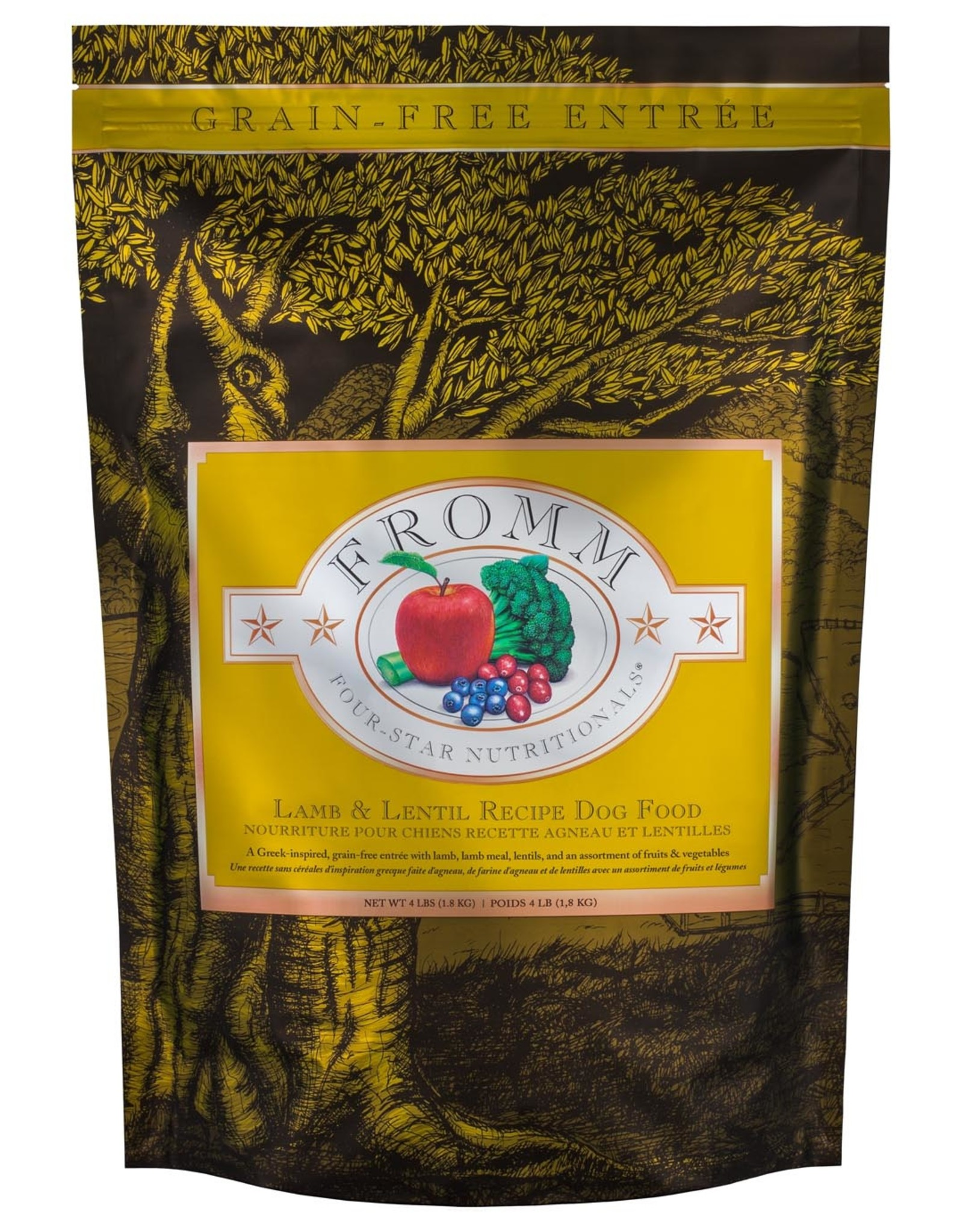 FROMM FROMM GF Lamb & Lentil for Dogs 1.8kg