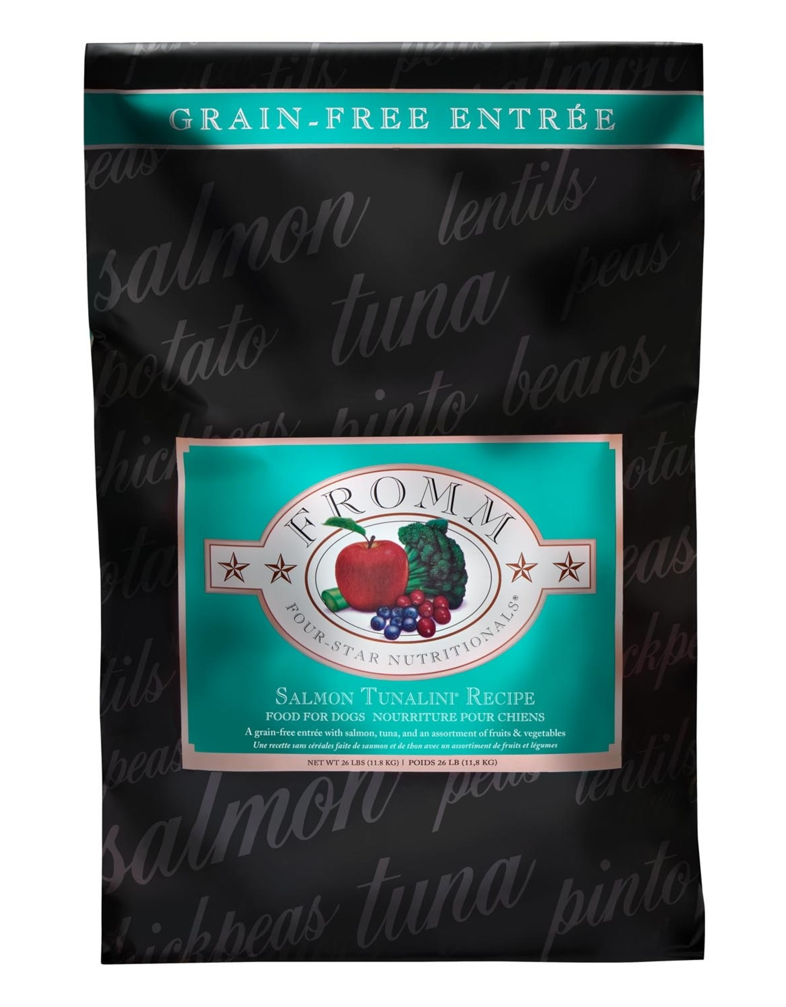 FROMM FROMM GF Salmon Tunalini for Dogs 11.8kg