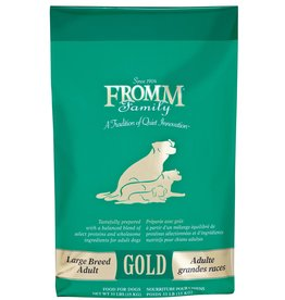 FROMM FROMM GOLD Dog Large Breed Adult 33lb