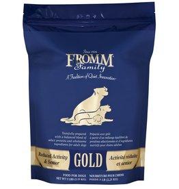 FROMM FROMM GOLD Dog Senior 5lb