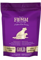 FROMM FROMM GOLD Dog Small Breed Adult (purple) 5lb
