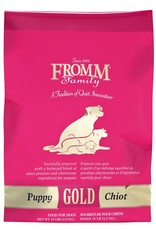 FROMM FROMM GOLD Puppy 12lb (pink)
