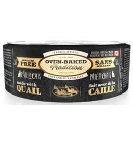 Oven Baked Tradition OBT CAT Can - Quail Pate 5.5oz