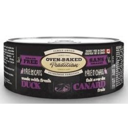 Oven Baked Tradition OBT CAT Can - Duck Pate 5.5oz