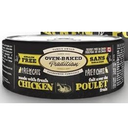 Oven Baked Tradition OBT CAT Can - Chicken Pate 5.5oz