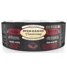 Oven Baked Tradition OBT CAT Can - Boar Pate 5.5oz