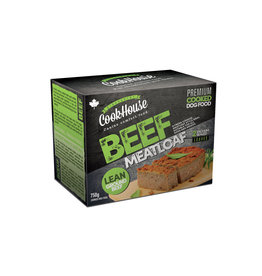 Big Country Raw BCR Cookhouse Beef Meatloaf