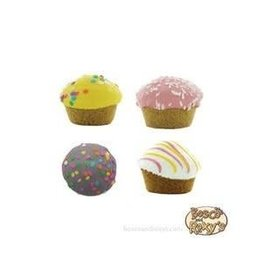 Bosco & Roxy's B&R Vanilla Cupcakes