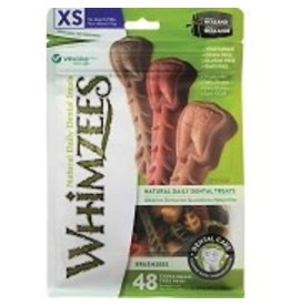 Whimzees Whimzees Stix Xtra Small 48pk