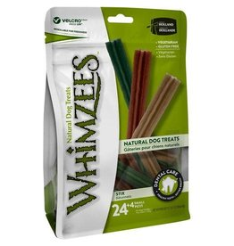 Whimzees Whimzees Toothbrush Star Small 24pk **new