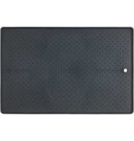 "Dexas Dexas Grippmat Light Gray 13""x19"" SM"