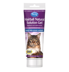 PetAG PetAG Hairball Natural Solution Gel 3.5oz