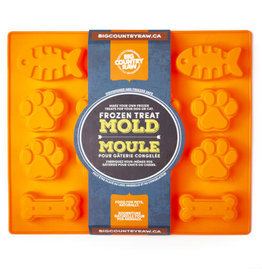 BCR BCR Frozen Treat Mold - orange large