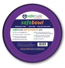 SafeMade SAFEMADE SafeBowl Purple Large