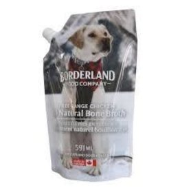 Borderland Borderland - FreeRange Chicken Bone Broth 591ml