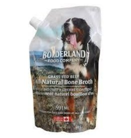 Borderland Borderland - Grass-fed Beef Bone Broth 591ml