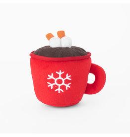 ZippyPaws ZP Holiday - Hot Cocoa
