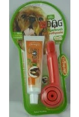 FFP F.F.P. Triple-Pet EzDog Finger Brush Kit