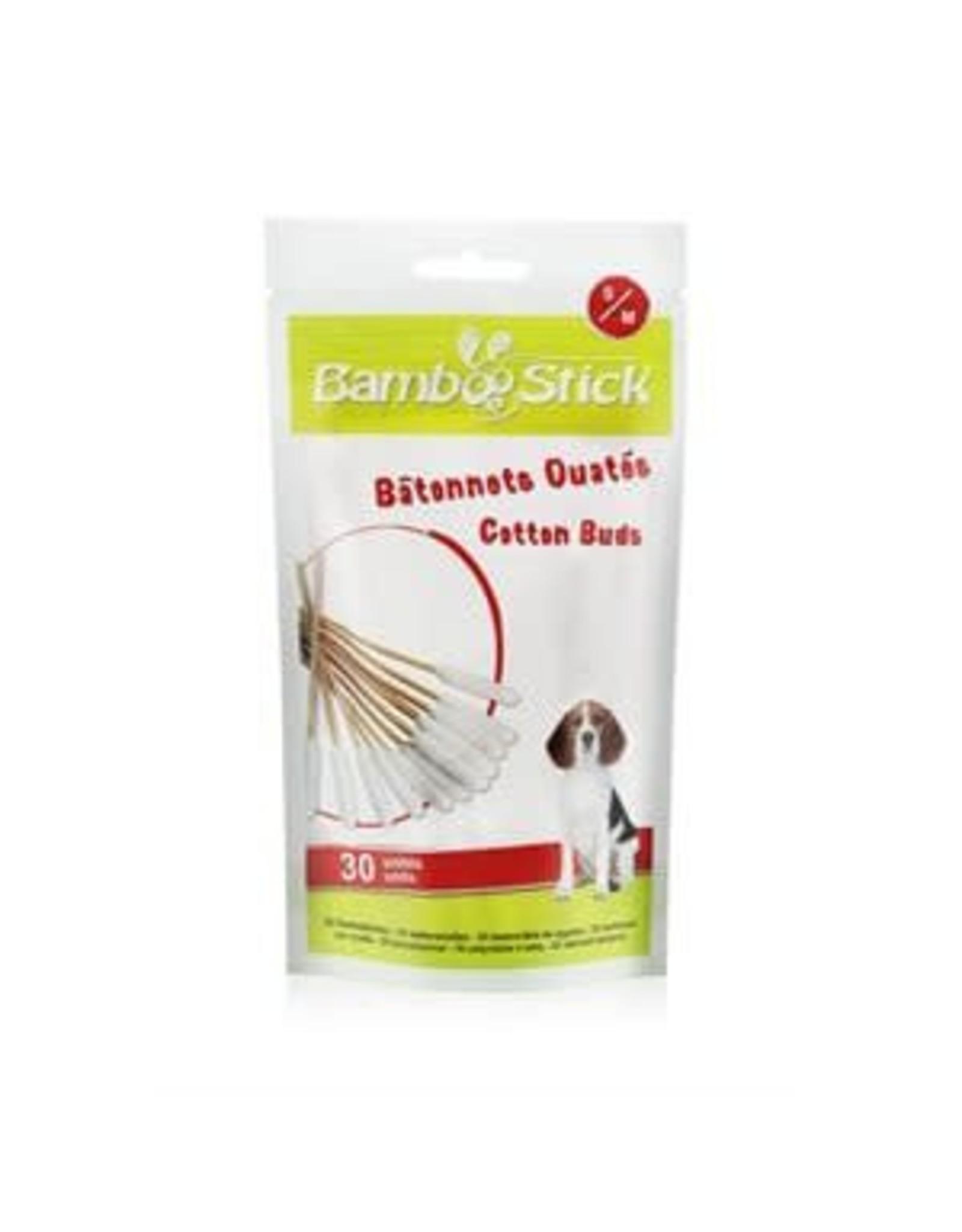 TickTwister BambooStick Cotton Buds Sm/Med 30pk