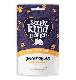 SimplyKindHearted SimplyKindHearted - CAT - Munchables 40g - w. Cheese