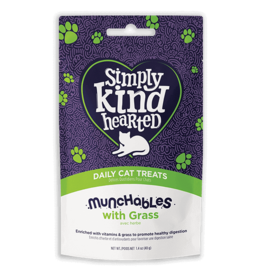 SimplyKindHearted SimplyKindHearted - CAT - Munchables 40g - w. Grass