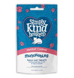 SimplyKindHearted SimplyKindHearted - CAT - Munchables 40g - w. HairballControl