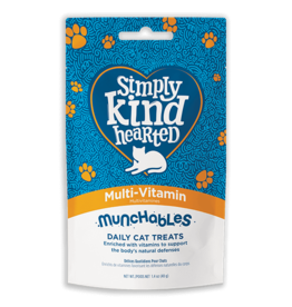 SimplyKindHearted SimplyKindHearted - CAT - Munchables 40g - w. MultiVitamin
