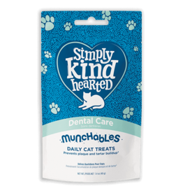 SimplyKindHearted SimplyKindHearted - CAT - Munchables 40g - w. DentalCare