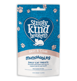 SimplyKindHearted SimplyKindHearted - CAT - Munchables 40g - w. Skin+Coat