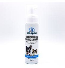 Eco-Spaw Eco-Spaw - Organic Pet Shampoo (foam) 7oz - Unscented