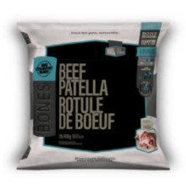 Big Country Raw BCR BONES Beef Patella 2lb