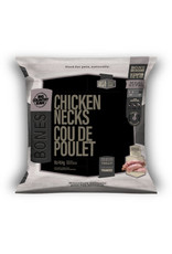 BCR BCR BONES Chicken Necks 1lb