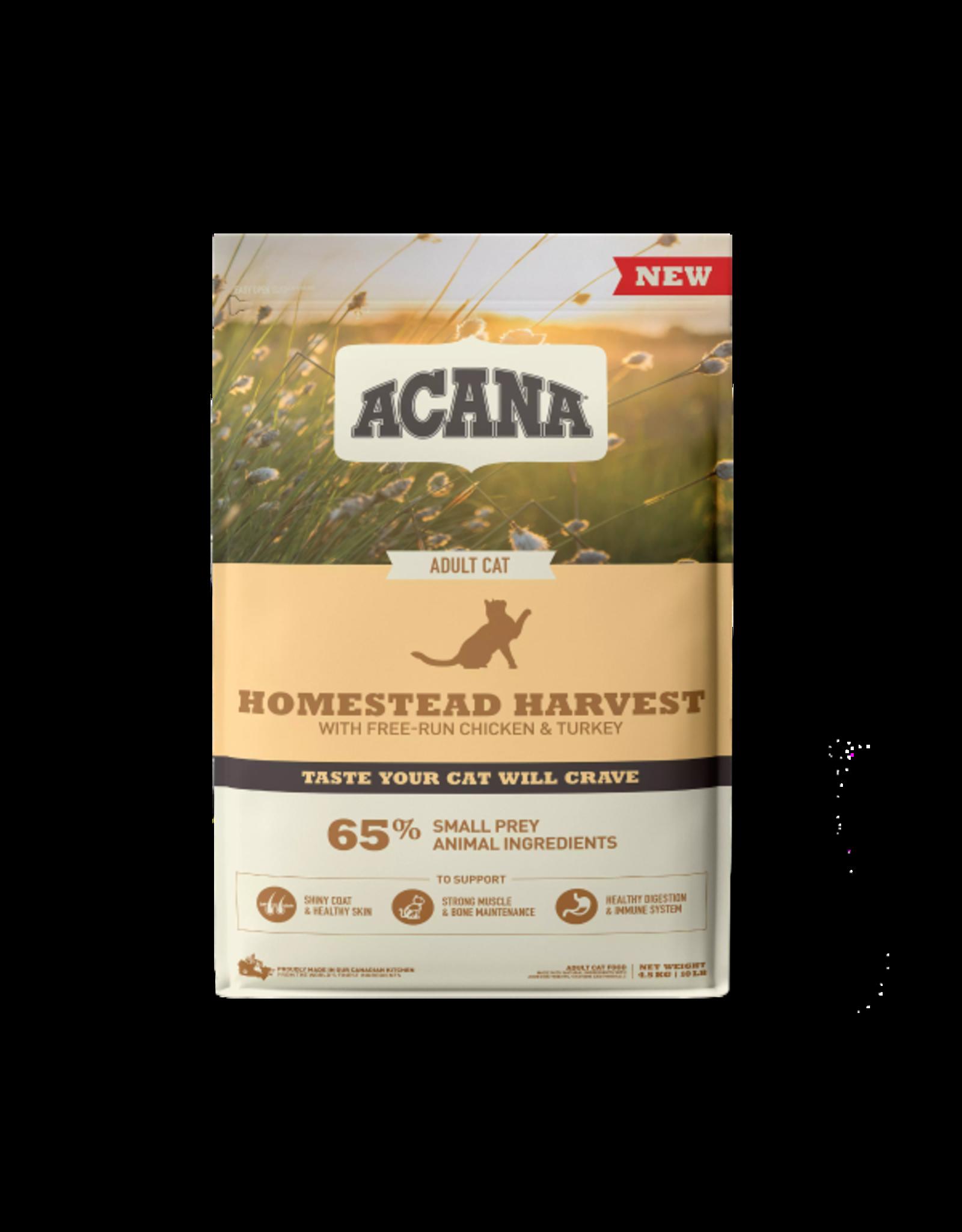 ACANA Acana CAT Premium - Homestead Harvest 4.5kg
