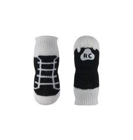 RC PETS Pawks XXS Black Sneakers