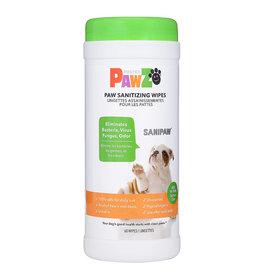PAWZ PAWZ SaniPaw - Wipes 60ct