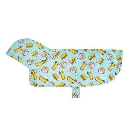 RC PETS Packable Rain Poncho M Cheat Day