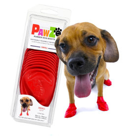 PAWZ PAWZ Boots - Small (red)