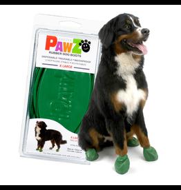 PAWZ PAWZ Boots - XLarge (dark green)
