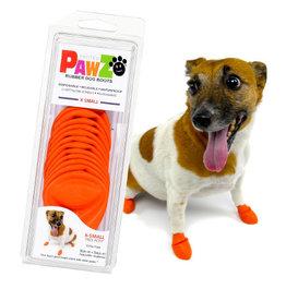 PAWZ PAWZ Boots - XSmall (orange)