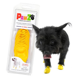 PAWZ PAWZ Boots - XXSmall (yellow)