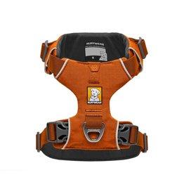 RUFFWEAR RUFFWEAR Front Range Harness Campfire Orange XX-Small