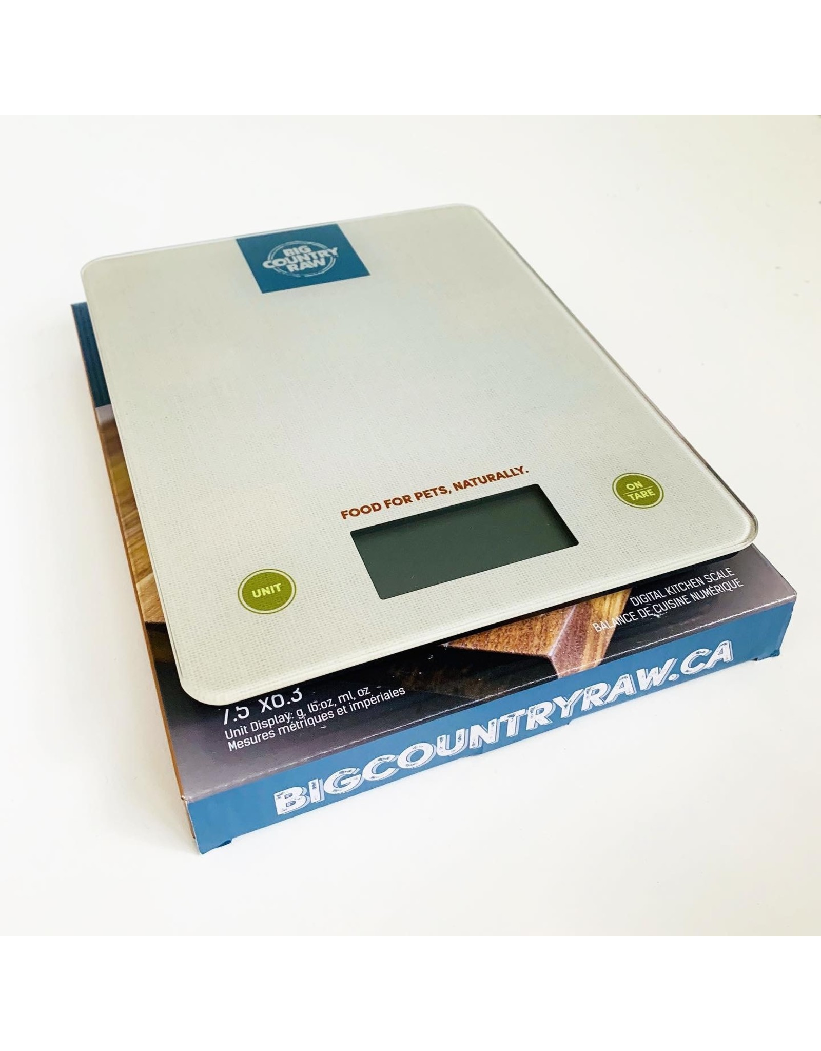 Big Country Raw BCR *Kitchen Scale