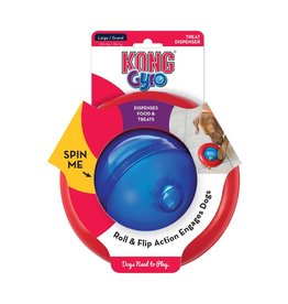 KONG KONG - Interactive - Gyro Food/Treat Dispenser L