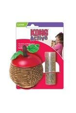 KONG KONG Cat Active Scratch Apple w.Catnip