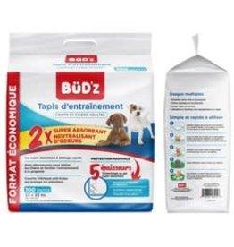 BUDZ BUDZ Training Puppy Pad 22in - 100pk