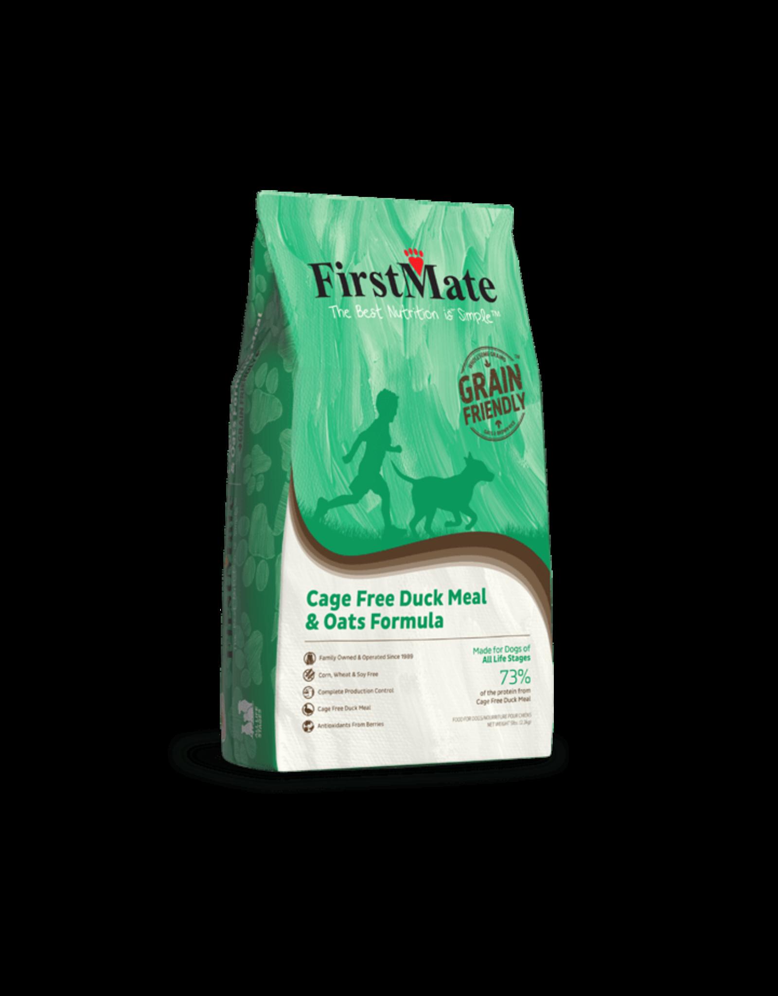 FirstMate FirstMate GrainFriendly DOG 2.3kg - Duck + Oats