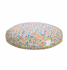 "KORT & CO Kort + Co - Brushstroke - Round Bed 42"" (XL)"